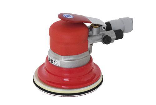 Self Vacuum Geared Dual Action Sander